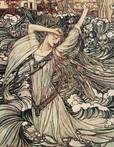 Fairy by Rackham