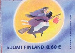 Finland postage stamp