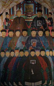 Ancestor Worship, Chinese
